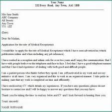 Dental Receptionist Cover Letter Medical Receptionist Cover Letter Samples Thomasdegasperi Com