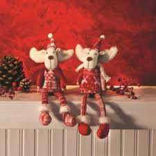 RNLI Sitting Reindeer decorations.jpg