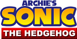 Sonic the Hedgehog Logo | Archie Sonic Comics | Know Your Meme