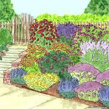preplanned gardens pre planned gardens zone 7 pre planned partial shade garden