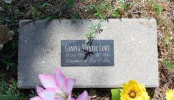 Geneva Myrtle Lowe (1915-1916) - Find A Grave Memorial