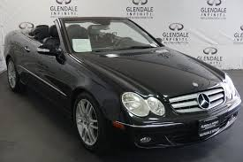 2009 mercedes benz clk cl vehicle photo in glendale ca 91204