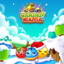 garden mania. image may contain: 1 person, text garden mania
