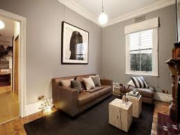grey walls with brown furniture. australian take on a shotgun brown loungebrown couchbrown wallsgray wallsgrey accent grey walls with furniture s