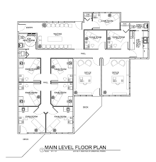 office space floor plan. Architectural Floor Plans Office Building Homedesignpictures Space Plan