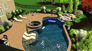 Image Chlorine Youtube 3d Salt Water Pool Design By Monogram Custom Pools In Lehigh And Bucks County Pa