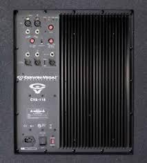 cerwin vega cva 115 amp amplifier plate module repair service image is loading cerwin vega cva 115 amp amplifier plate module