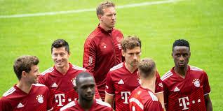 Official account of fc bayern munich. Bayern Munchen Vor Dem Ligastart Souveran Geht Anders Taz De