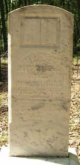 "Mary Elizabeth ""Polly"" Riley Mitchell (1813-1885) - Find A Grave Memorial"