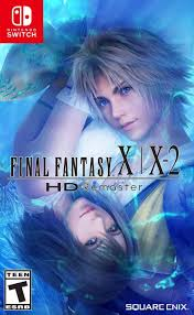 Welcome to the official square enix website. Square Enix Final Fantasy X X 2 Hd Remaster Nintendo Switch Game Buy Best Price Global Shipping