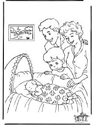 Baby 6 Kleurplaten Baby