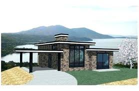 Exceptional 2 Story Bedroom 2 Bedroom Modern House Plans Chic Design 1 Bedroom  Contemporary House Plans 7