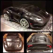 3d Cake Custom Car Fondant Aggies Bakery Cake Shop
