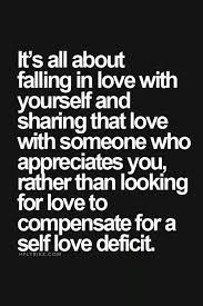 Fall In Love With Yourself Quotes New It's All About Falling In Love With Yourself Savvy Woman