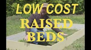 Small Picture Seriously Cheap Raised beds YouTube