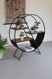 metal furniture design. round iron u0026 wood shelf by lesspectacles on etsy more metal furniture design p