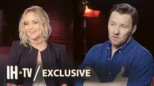 Jennifer Lawrence & Joel Edgerton Interview | RED SPARROW (2018) Thriller  Movie HD - YouTube