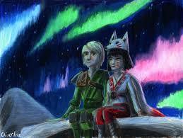 Lloyd and Akita by Taipu556 on DeviantArt