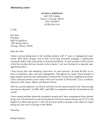 Unsolicited Cover Letter Example All About Letter Examples