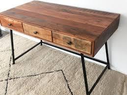 mango wood desk furniture lighting decor mango wood desk