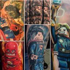 Tattoo Uploaded By Ross Howerton A Collage Of Max Pniewskis