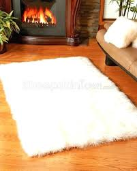 super area rugs large ivory white sheepskin rug ft town 4 by 6 4x6 wayfair x area rugs