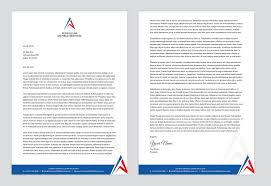Professional Company Letterhead Serious Professional Oil And Gas Letterhead Design For A