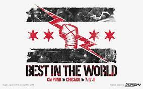 The great collection of cm punk logo wallpaper for desktop, laptop and mobiles. Cm Punk Logo Wallpapers Wallpaper Cave