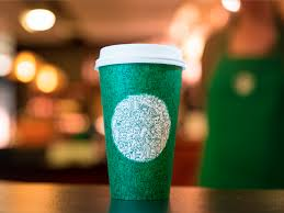 a starbucks employee revealed what looks like this year s red starbucks green cup