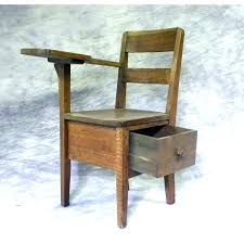 wooden school desk and chair. Fascinating Wooden Floor Chair School Office Chairs Desk Wood Antique  And E