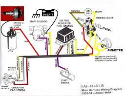 ford jubilee wiring diagram wiring diagram ford jubilee wiring diagram