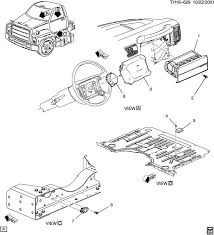wiring diagram for gmc t7500 wiring discover your wiring diagram gmc topkick 8500 hood parts