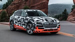 Pikes Peak Center Interactive Seating Chart Audi E Tron Electric Suv Can Almost Descend Pikes Peak
