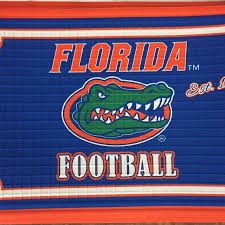 florida gators embossed door mat