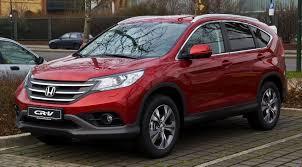 Honda Cr V Fourth Generation Wikipedia