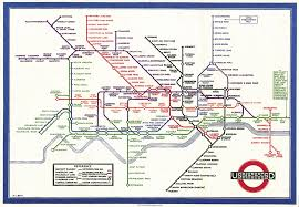 Beck Design Henry Charles Beck Material Culture And The London Tube Map