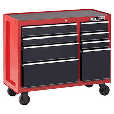 Craftsman 6 Drawer Rolling Cabinet Craftsman 41 Inch 8 Drawer Heavy Duty Ball Bearing Rolling Cabinet