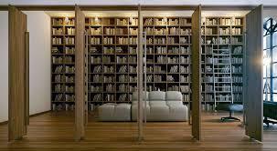 Modern home library design Stylish Home Modern Large Home Library Design Interior Design Ideas Modern Large Home Library Design Interior Design Ideas