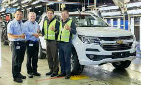 GM's Factory Sell-Off To China's Great Wall Motors Continues, This Time In  Thailand