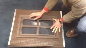 garage door window kitsGarage Doors  36 Staggering Garage Door Window Kit Images Concept