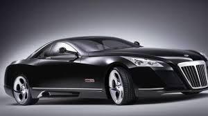 Mercedes-Benz Maybach Exelero : The 8 Million Dollar Car - YouTube