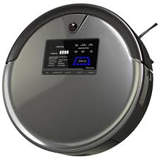 bobsweep robotic vacuum cleaner and mop. Beautiful Bobsweep BObsweep PetHair Plus Robotic Vacuum Cleaner And Mop Charcoal726670294651   The Home Depot Throughout Bobsweep And Mop 4