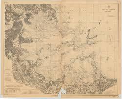 Boston Harbor 1896 Old Map Nautical Chart Ac Harbors 246 Massachusetts