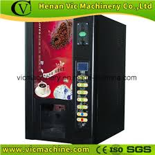 Buy Coffee Vending Machine Online Adorable China 48 Automatic Tea Coffee Vending Machine Price China Coffee