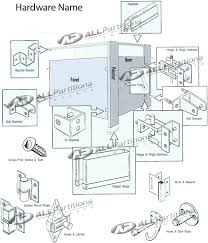 Bathroom Stall Hardware Cool Toilet Partition Hardware All Partitions And Parts