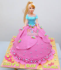 How To Make A Doll Cake With Fondant