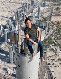 Memewatch: Tom Cruise is sitting on top of the world - Movie ... via Relatably.com