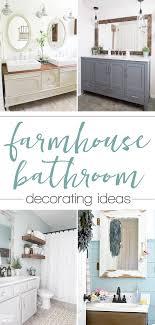 farmhouse bathroom ideas. farmhouse bathroom decor ideas update a bud on archives hunny i m