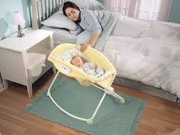 Amazoncom  FisherPrice Rock nu0027 Play Sleeper Yellow  Infant Bouncers  And Rockers  Baby
