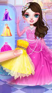princess makeup salon android